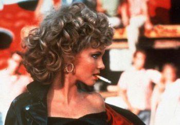 Histoire d'une tenue : le total look cuir d'Olivia Newton-John dans Grease