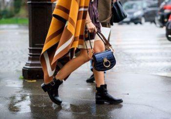 Ces bottines tendances que l'on veut à nos pieds