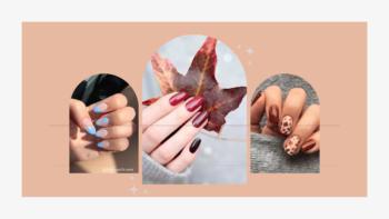 20 Idées de Manucure d'Automne Repérées sur Pinterest