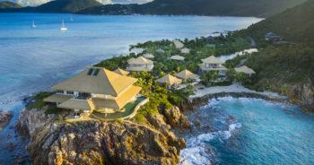 Lifestyle : La propriété paradisiaque de Richard Branson sur Moskito Island ouvre ses portes aux vacanciers