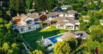 Lifestyle : Visite privée du manoir grand luxe de Madonna à Los Angeles
