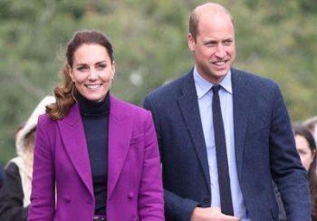 Kate Middleton éblouissante dans ce tailleur violet incontournable de cet automne