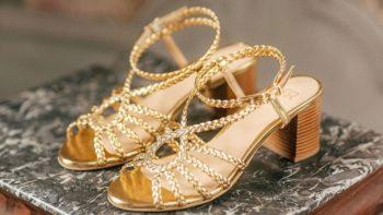 Chaussures de mariage: ces jolis modèles qui vont nous permettre de danser jusqu'au bout de la nuit