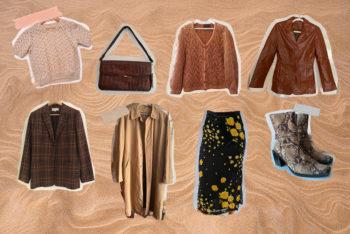 10 pièces vintage tendance à chiner cet automne