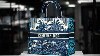 Dior : tous les secrets de savoir-faire du sac Book Tote dévoilés dans une vidéo inédite