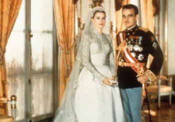 L'anecdote mode du 19 Avril 1956 : Grace Kelly devient princesse de Monaco dans cette robe de mariée devenue mythique