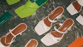 Voici les chaussures à bout carré avec lesquelles on va adorer se pavanerce printemps