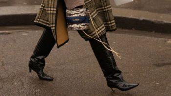 Bottes kitten heels : où shopper les chaussures que les modeuses s'arrachent cette saison ?