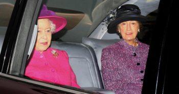 Gotha : Lady Susan Hussey, la plus loyale des dames de compagnie d'Élisabeth II