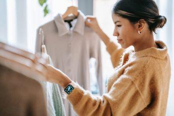 4 bonnes raisons d'acheter des vêtements d'occasion
