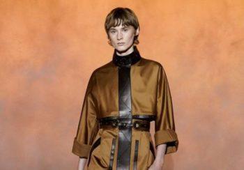 Défilé Hermès Prêt à porter printemps-été 2022
