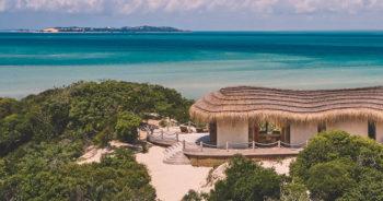 Évasion : Bienvenue au Kisawa Sanctuary, un resort grand luxe au Mozambique à 5 000 euros la nuit