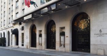 Le palace George V braqué, les cambrioleurs s'enfuient avec 100 000 euros de bijoux