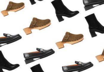 Quelles sont les chaussures tendances de l'automne-hiver 2021-2022 ?