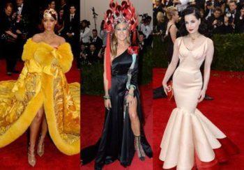 MET Gala : les robes les plus incroyables qu'on n'oubliera jamais