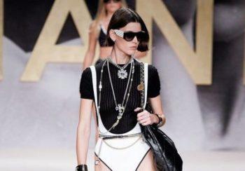 Défilé Chanel Prêt à porter printemps-été 2022