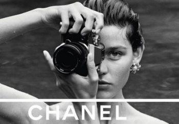 En amont de son défilé, Chanel dévoile un teaser en noir et blanc