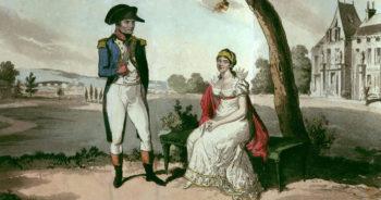 Récit : Des lettres torrides au ménage à trois, la folle histoire d'amour de Napoléon et Joséphine de Beauharnais