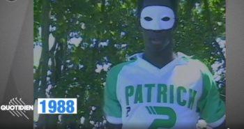 « Quotidien » exhume une séquence raciste d'un reportage de « Téléfoot » sur des joueurs de football noirs