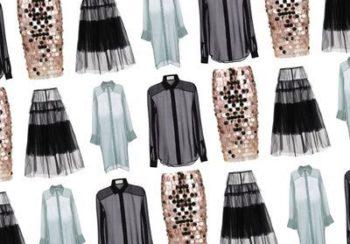 Que porter avec un vêtement transparent ?