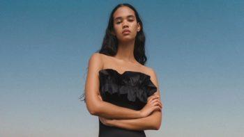 Voici le maillot noir à volant XXL Zara qui va sublimer toutes les morphologies cet été !