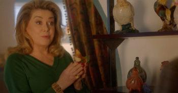 Catherine Deneuve et ses poules sont les stars d'une publicité leboncoin
