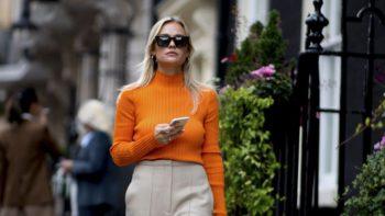 9 façons de porter des couleurs vibrantes en automne-hiver selon les filles les plus tendances