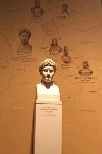 Napoléon Bonaparte à La Grande Halle de la Villette