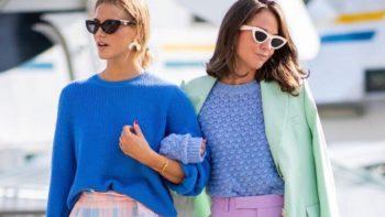 Looks colorés: comment adopter les teintes les plus tendance de la saison selon Pinterest