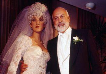 Histoire d'une tenue : la robe de mariée de Céline Dion