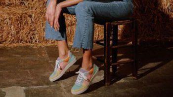 Baskets colorées : voici les paires de sneakers les plus stylées qui vont pimper n'importe quel look !
