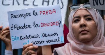 Enquête : Exploitation des femmes, viols… Le véritable coût des fraises importées d'Espagne