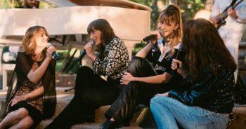 Vanessa Paradis, Juliette Armanet, Angèle, Charlotte Casiraghi et Sébastien Tellier poussent la chanson au défilé Chanel