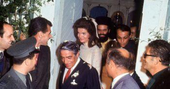 L'île grecque où se sont mariés JackieKennedyet Aristote Onassis va devenir un resort de luxe