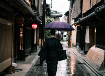 Automne : comment s'habiller quand il pleut ?