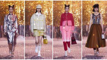 Défilé Dior Shanghai : 9 looks canons à retenir de la collection automne-hiver 2021