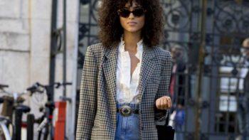 Jupe en jean: comment porter la jupe tendance du printemps selon Pinterest