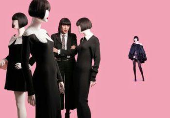 Retour sur quarante ans de mode et d'audace avec Chantal Thomass