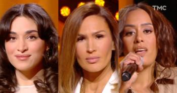 La performance de Camélia Jordana, Amel Bent et Vitaa dans « Quotidien » vivement critiquée par les internautes