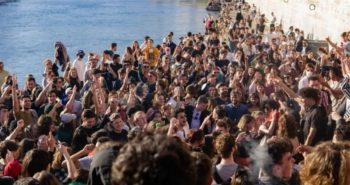À Lyon et Lille, des fêtes sauvages battent leur plein malgré les restrictions sanitaires