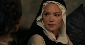 Virginie Efira est une sulfureuse nonne lesbienne dans la bande-annonce de «  Benedetta » de Paul Verhoeven
