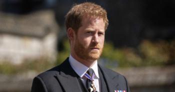 Avant les funérailles, le prince Harry a reçu un accueil « glacial » de la part de la famille royale