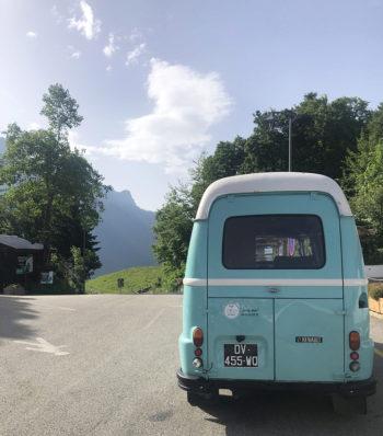 Haute Savoie // Road trip en van vintage autour du Lac d'Annecy