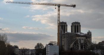 Actu : Deux ans après l'incendie, où en sont les travaux de Notre-Dame de Paris ?