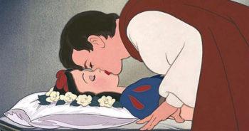 Polémique aux États-Unis autour d'une attraction Blanche-Neige à Disneyland mettant en scène un baiser forcé