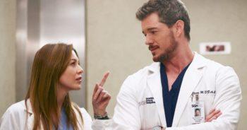 Eric Dane partage un cliché avec Ellen Pompeo sur le tournage de « Grey's Anatomy » et ravit les fans