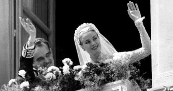 Flashback : Les plus beaux clichés du mariage de Grace Kelly et du prince Rainier de Monaco